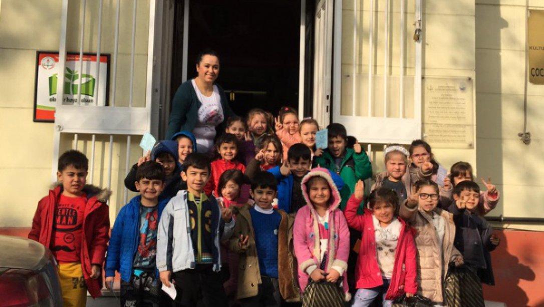 Kimsesiz Çocuklar Yararına Bahara Hoş Geldin Uçurtma Şenliği' Düzenlendi